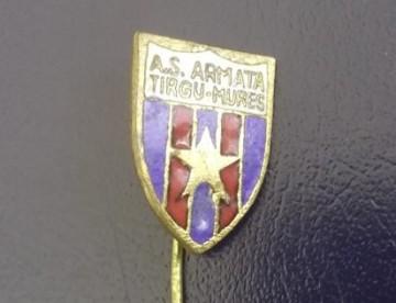 Insigna fotbal - A.S.A. Tg Mures