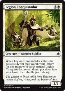 Legion Conquistador  x4