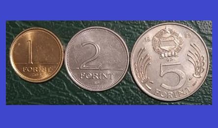 Ungaria 1987-2009 - lot monede circulate