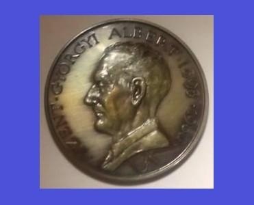 Ungaria 1987 - Szent-Györgyi Albert (1893-1986)