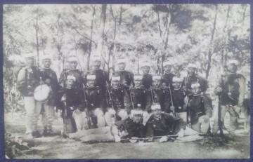 1905 - detasament de infanterie austro-ungara