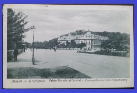 1927 - Brasov, Palatul financiar (jud. Brasov)