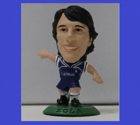 Figurina: Gianfranco Zola, Chelsea, 2001