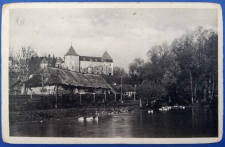 1924 - Brâncovenești, castelul Kemeny (jud. Mures)