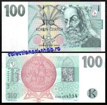 Cehia 1997 - 100 korun, necirculata