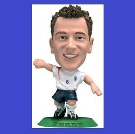 Figurina: John Terry, Anglia, 2006