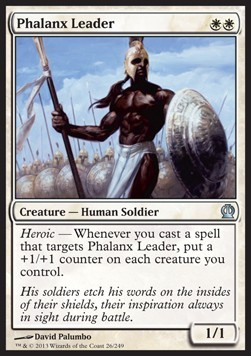 Phalanx Leader FOIL