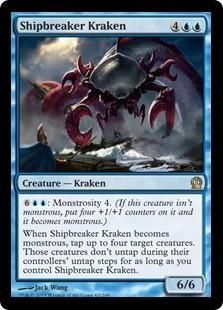 Shipbreaker Kraken x2