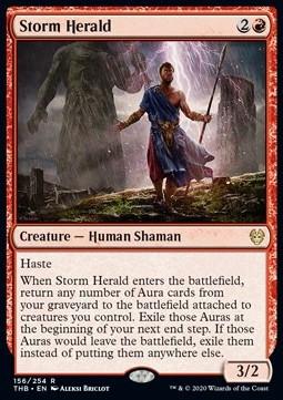 Storm Herald x3