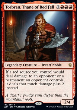Torbran, Thane of Red Fell x2