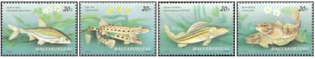 Ungaria 1997 - pesti, serie neuzata