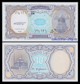Egipt 1941 - 10 piastres, necirculata