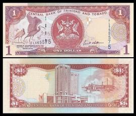 Trinidad and Tobago 2006 -  1 dollar, necirculata