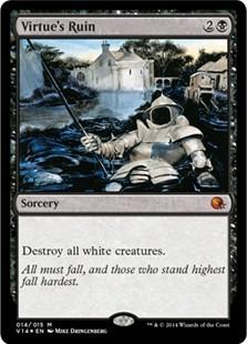 Virtue's Ruin FOIL