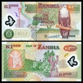 Zambia 2011 - 1000 kwacha, necirculata