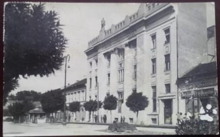 1940 - Targu Mures, Palatul Postei (jud. Mures)