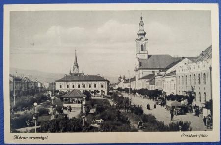 1941 - Sighetu Marmației, centru-Elisabeta (jud. Maramures)