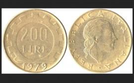 Italia 1979 - 200 lire, circulata