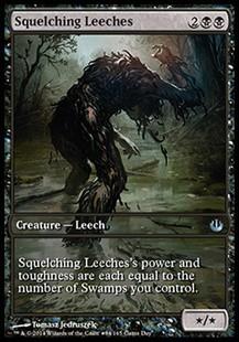 Squelching Leeches - fullart x4