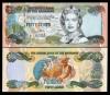 Bahamas 2001 - 50 cents, necirculata