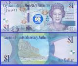 Cayman Islands 2018 - 1 dollar, necirculata