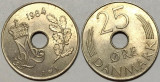 Danemarca 1984 - 25 ore, circulata