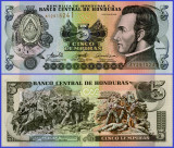 Honduras 2006 - 5 lempiras, necirculata