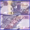Kenya 2019 - 100 shillings, necirculata