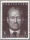 Liechtenstein 1970 - Prince Franz Joseph II, 1906-1989, neuzata