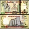 Uganda 2005 - 1000 shillings, necirculata