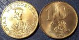 Ungaria 1989 - 10 forint, circulata