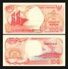 Indonezia 1992 - 100 rupiah, necirculata