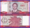 Liberia 2017 -  50 dollars, necirculata