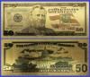 SUA 2009 -  50 dollars, fantasy