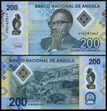 Angola 2020 - 200 escudos, necirculata