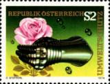 Austria 1974 - Protectia mediului, neuzata