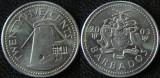 Barbados 2003 - 25 cents, circulata