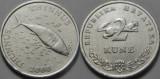Croatia 2000 - 2 kuna, circulata
