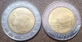Italia 1987 - 500 lire, circulata
