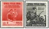 Romania 1950 - Lupta pentru pace, serie neuzata