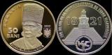Romania 2021 - 50 bani, Revoluția din 1821 condusă de Tudor Vladimirescu, proof