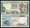 Rwanda 1988 - 1000 francs, necirculata