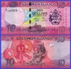 Solomon Islands 2017 - 10 dollars, necirculata