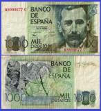 Spania 1982 - 1000 pesetas, circulata
