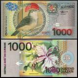 Surinam 2000 - 1000 gulden XF