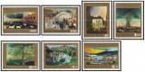 Ungaria 1973 - picturi Csontvary, serie neuzata