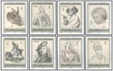Austria 1969 - 200th colectia de grafica Albertina, serie neuzata