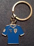 Breloc metalic C.F. Athletic Bilbao