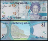 Cayman Islands 2014 - 1 dollar, necirculata