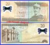 Dominica 2009 - 20 pesos, necirculata